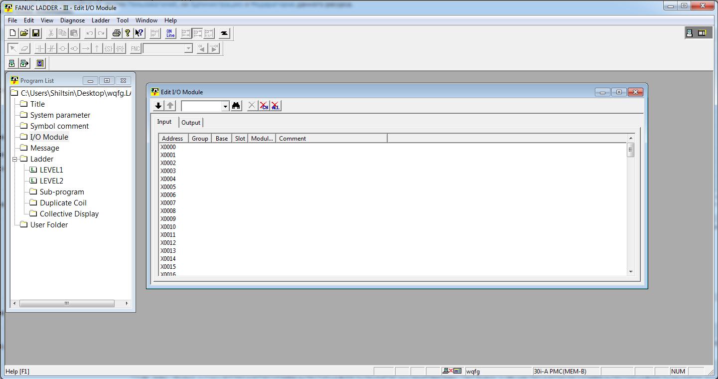Phần mềm FANUC LADDER III UPGRADE 6 9 (2012) | PLC CNC Soft