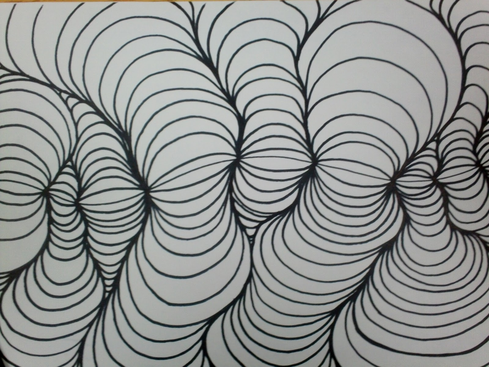 Art With Mr. E: Line Design Explained : Deluxe EditionEasy Cool Designs To Draw On Paper