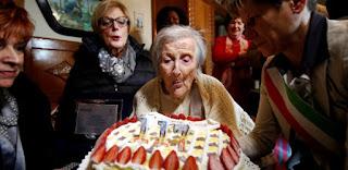 Morre aos 117 anos a mulher mais velha do mundo