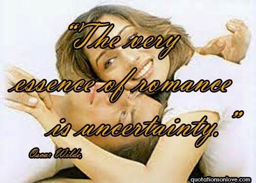 Essence of romance