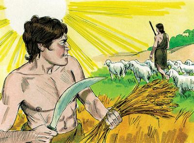 Kumpulan Cerita Alkitab Kain dan Habel