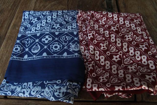 makna motif batik geblek renteng kulon progo