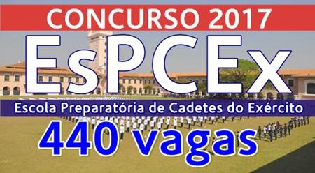 Apostila Concurso EsPCEx 2017