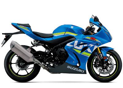 Suzuki GSX-R1000 side Profile HD Image