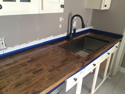 Kitchen Countertops Layer
