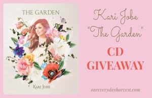 Kari Jobe CD Giveaway