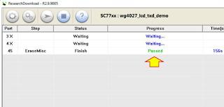 Cara Flash Menggunakan Research Download Tool