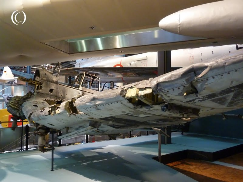 Junkers Ju 87 at Deutsches Technikmuseum Berlin