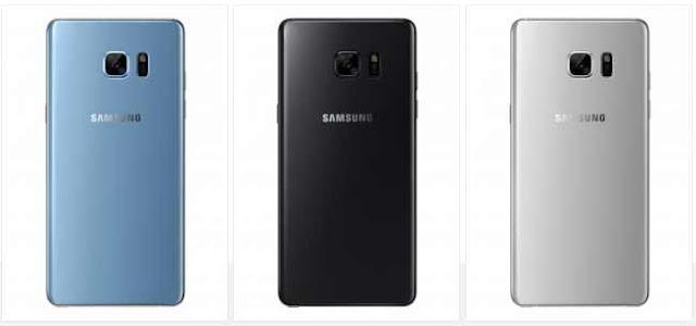 2016 Samsung Galaxy Note7