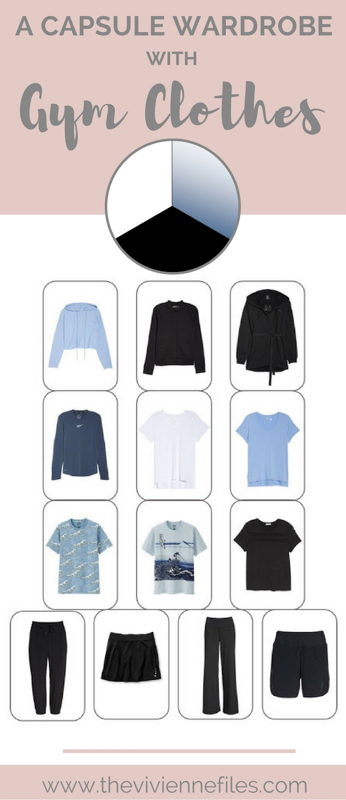 Can I Make A Capsule Wardrobe With My Gym Clothes?
