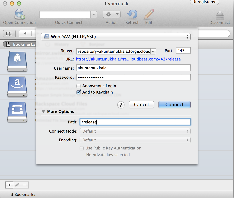 Webdav Client Github