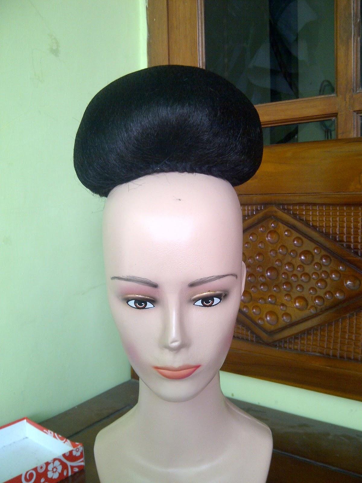 KREASI SANGGUL MODERN: SANGGUL MODERN Rambut Pengantin
