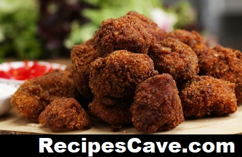 Popcorn Fried Chicken Recipe
