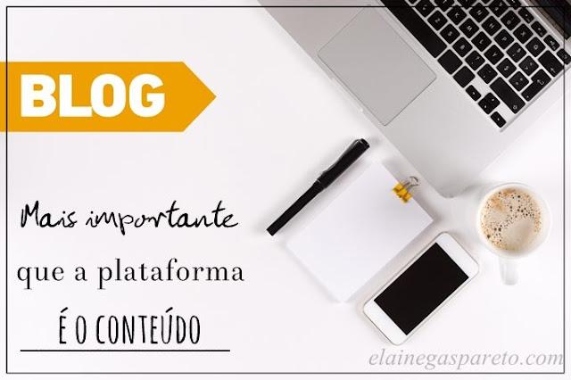 Blog Elaine Gaspareto