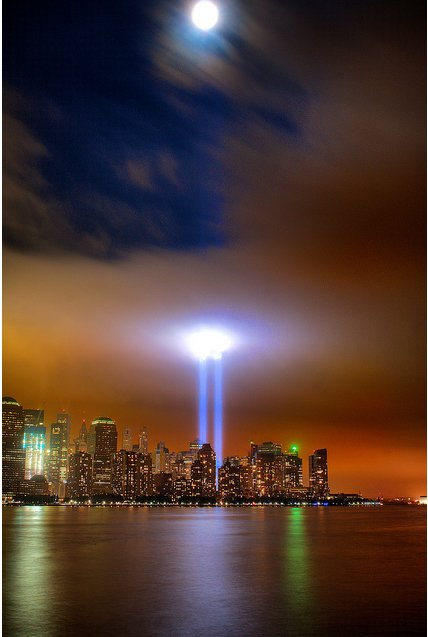 On 9/11, Even Amid Horrific Tragedy, God's Hand Was Present
