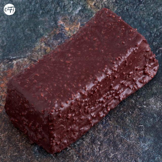 gâteau marbré chocolat vanille Yann Couvreur