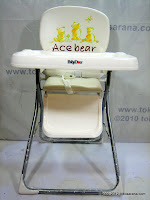 2 BabyDoes CH903 Baby High Chair