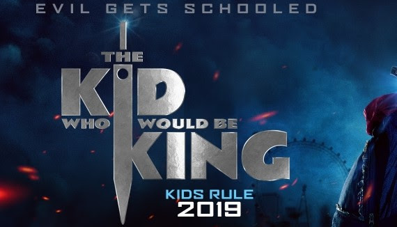 The Kid Who Would Be King | Official HD Trailer | 2019
