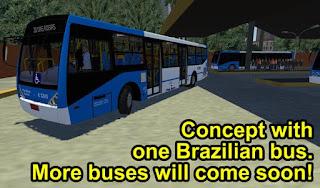 Proton Bus Simulator Apk