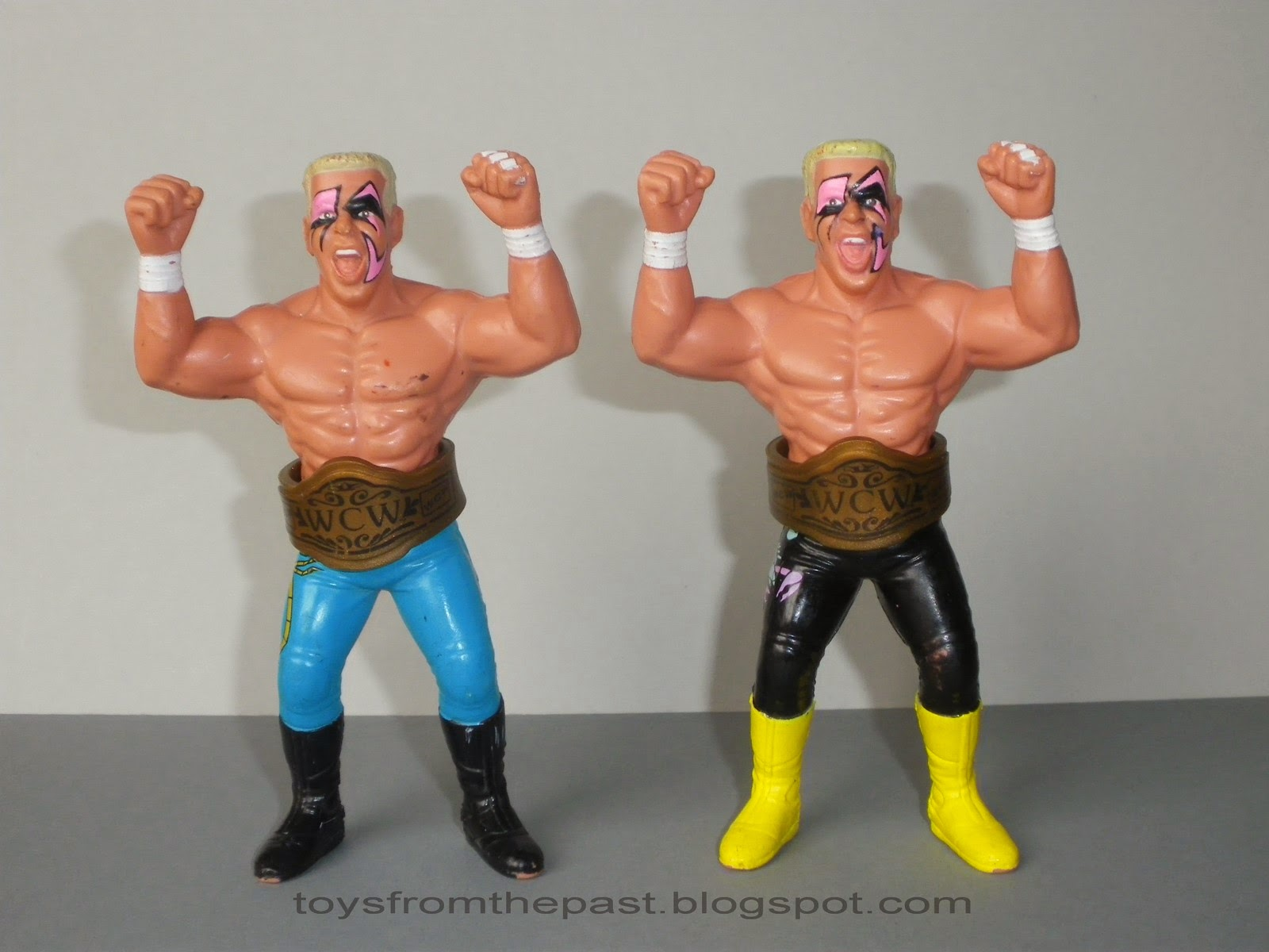 Toys from the Past: #454 WCW – LEX LUGER, RICK STEINER and ...