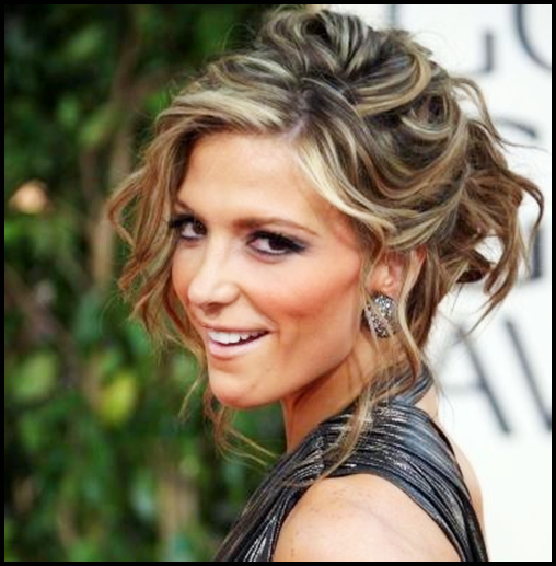 Fabulous Latest Easy Updos For Thin Hair Latest Hair Styles Amp Colors Hairstyles For Women Draintrainus