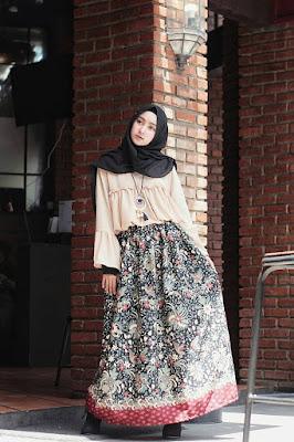 tutorial hijab pashmina lebaran tutorial hijab pashmina lebaran 2015