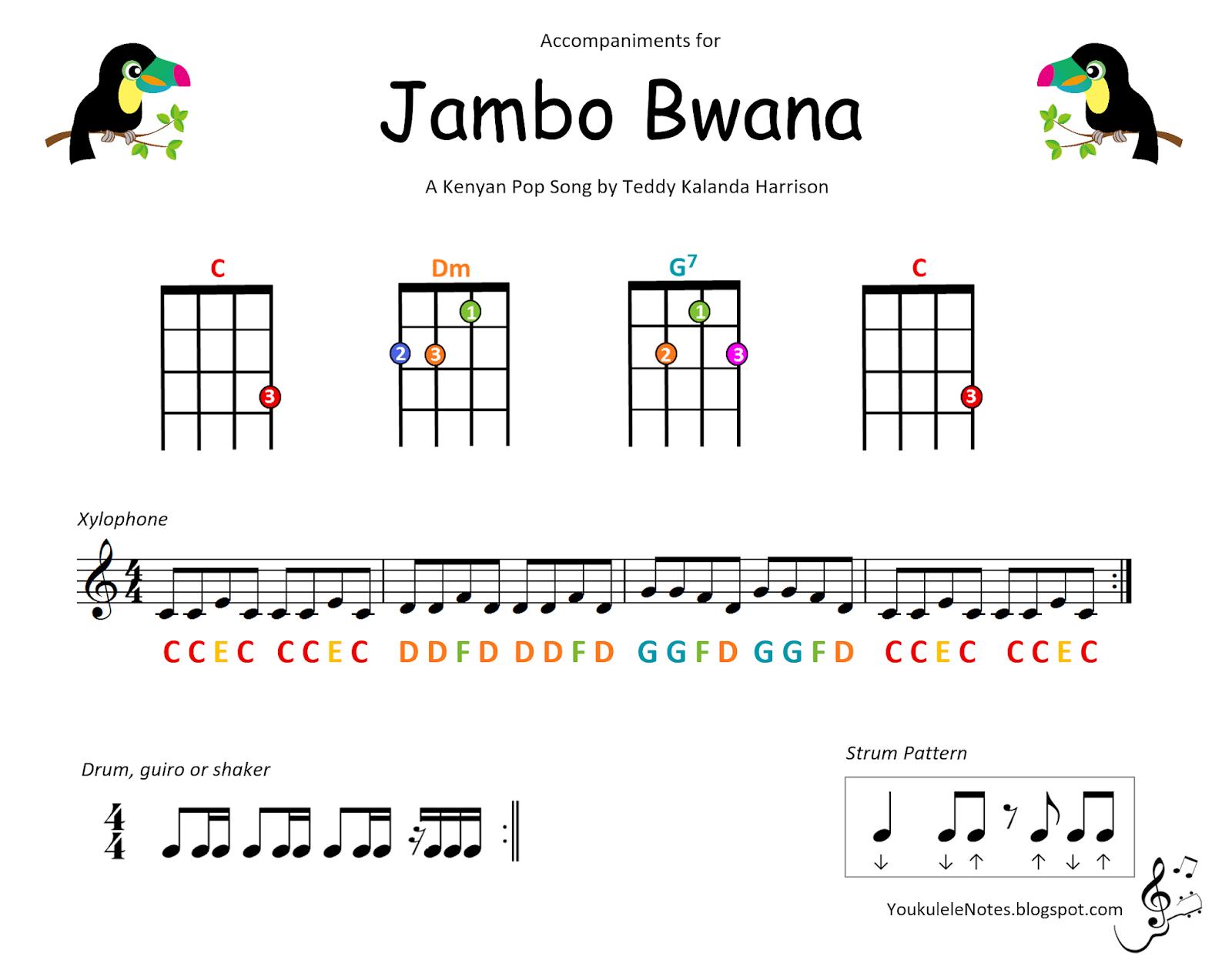 Madison : Jambo bwana