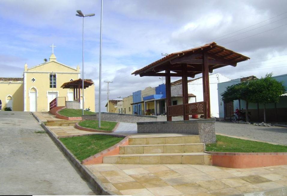 Resultado de imagem para Distrito de São Vicente em Itapetim