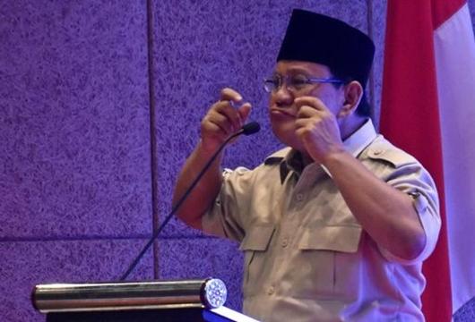 Amarah Prabowo pada Pers Dinilai Bisa Jadi Bumerang