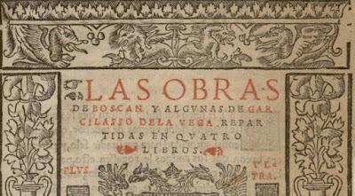 Garcilaso de la Vega, el endecasílabo, Francisco Acuyo