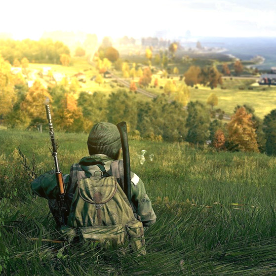 Chernarus Landscapes Wallpaper Engine