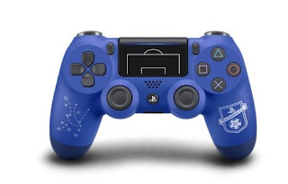 Edisi Terbatas PlayStation F.C. Dualshock 4 diluncurkan pada 29 September di Eropa