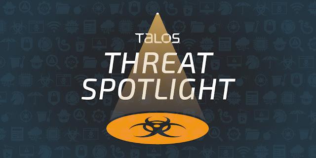 Talos intelligence group