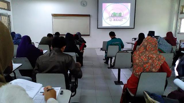 300 Mahasiswa Unsri Manfaatkan Fasilitasi Tes TOEFL Gratis Dari SYA