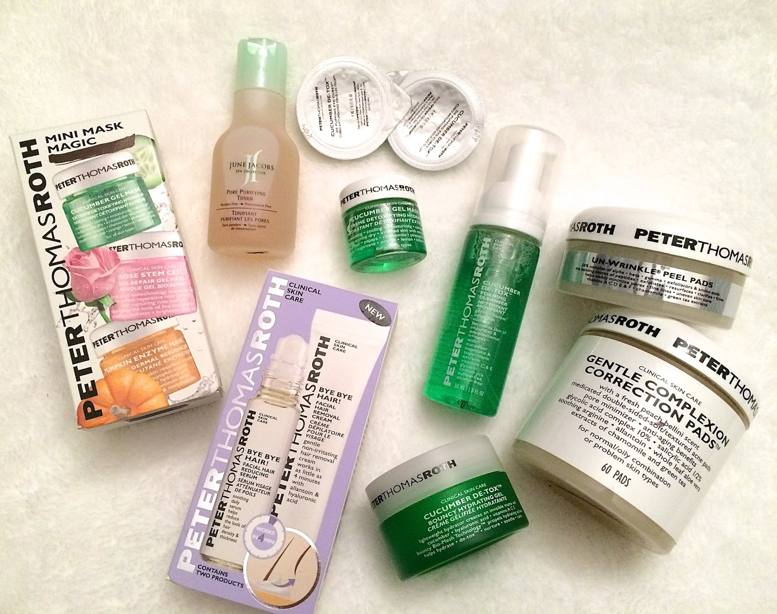 2efd138d6ff Peter Thomas Roth   June Jacobs Sample Sale - 11 16 - 11 18 16 and Shopping  Haul Recap