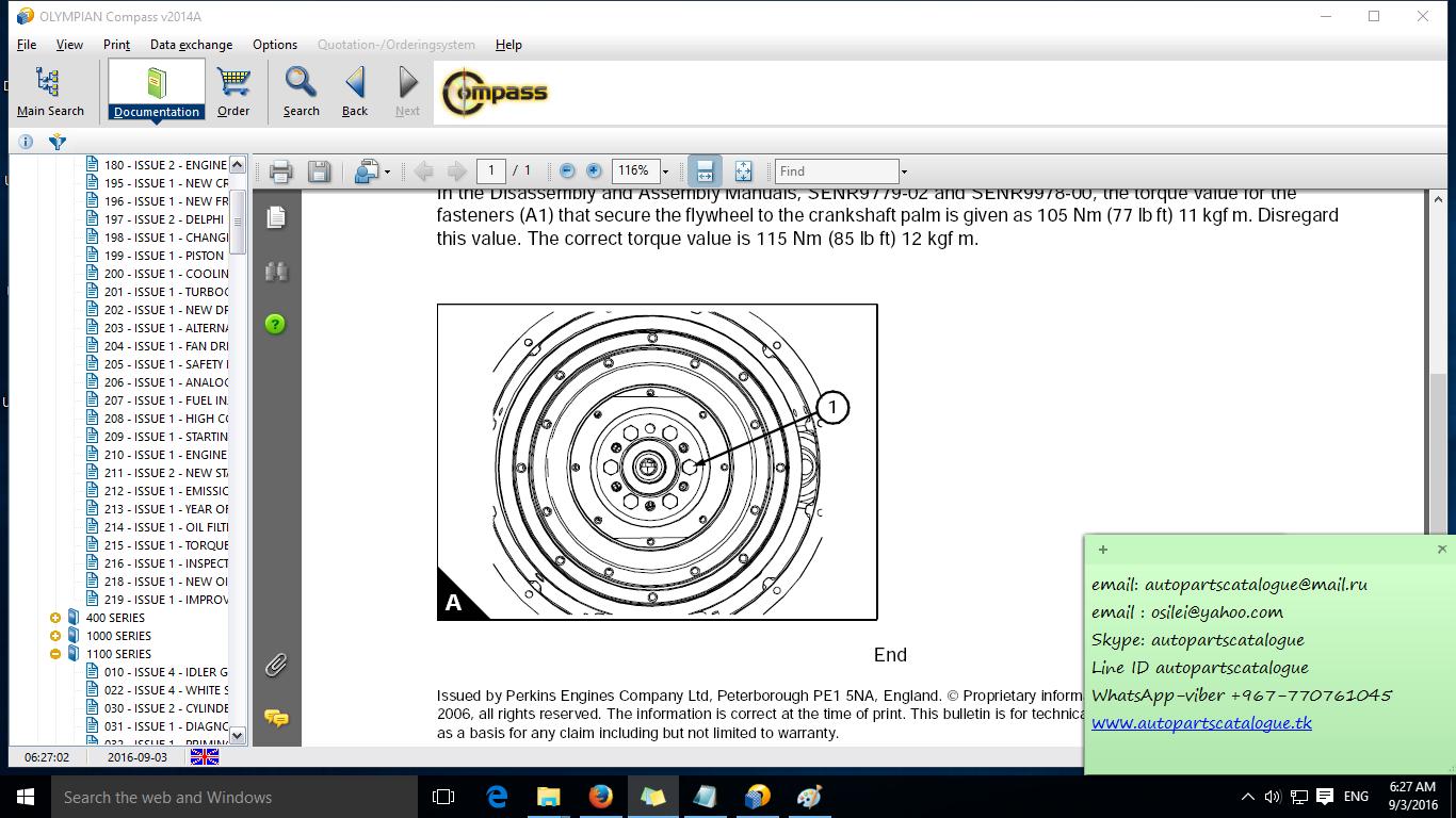 Olympian generator service manual d200p4 on