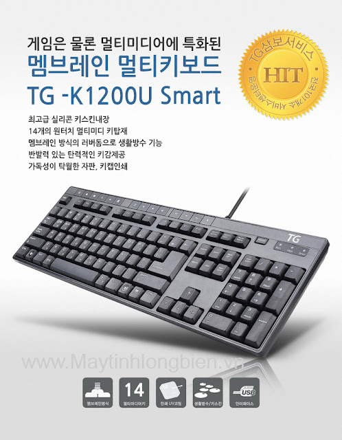 Bán bàn phím Tiếng Hàn Quốc Tại Đồng Nai