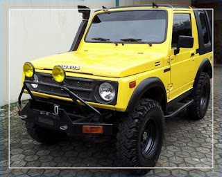 modifikasi mobil katana tahun 1989