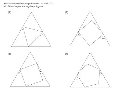 MEDIAN Don Steward mathematics teaching: regular polygon