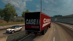 Case IH Agriculture trailer mod