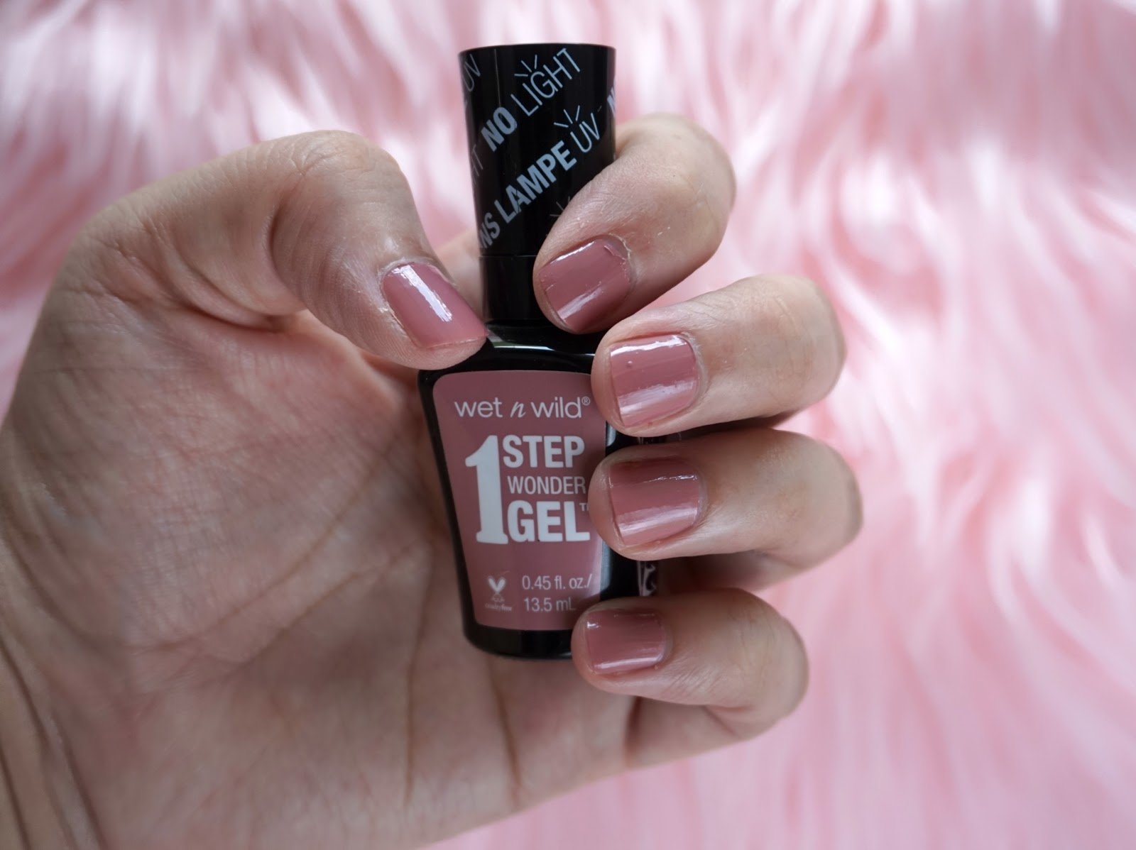 Wet N Wild Gel Polish in Stay Classy | Best Nail Polishes To Wear All Year // Beauty With Lily, A West Texas Beauty, Fashion & Lifestyle Blog