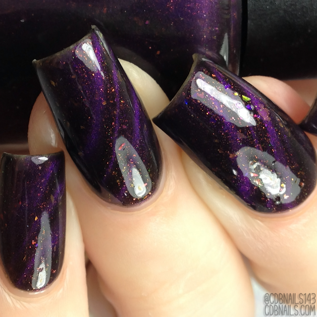 Supernatural Lacquer-Death