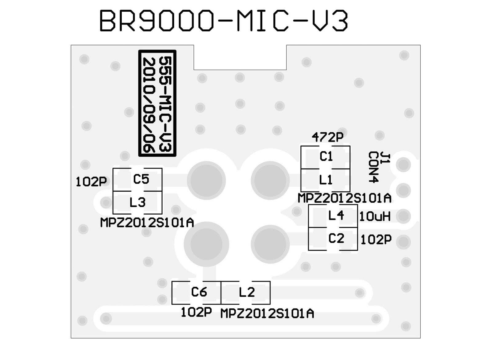 L I C O T E L E C O M : Manual de Serviço Hannover BR9000