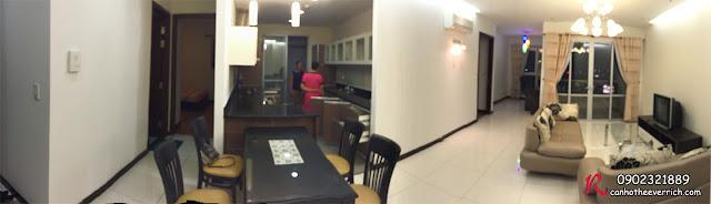 Bán căn hộ 110m2 tại tháp R1 360