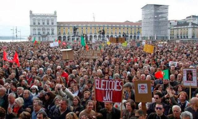 Κατέρρευσε η κυβέρνηση της Πορτογαλίας στις δημοτικές εκλογές