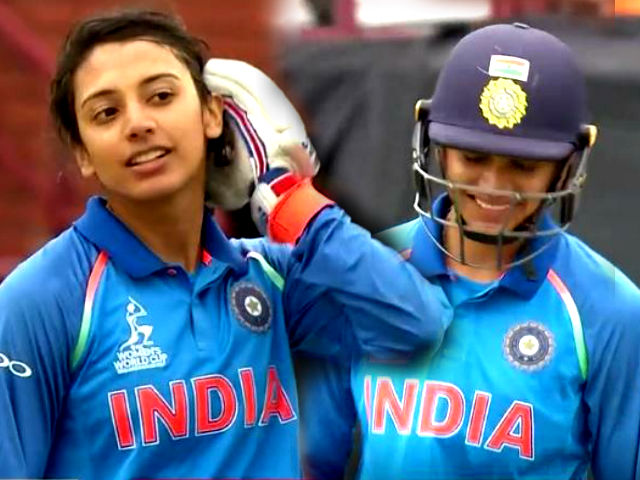 Smriti Mandhana On Gender In Cricket