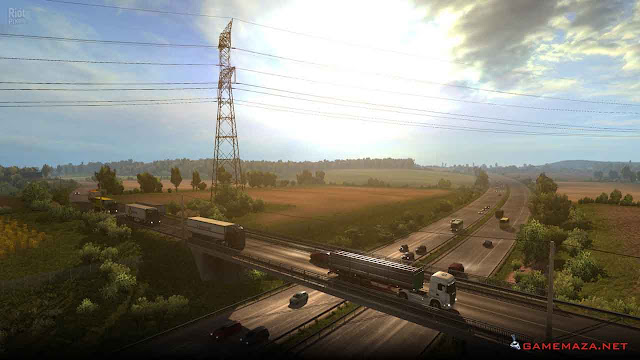 Euro Truck Simulator 2 Vive La France Gameplay Screenshot 6