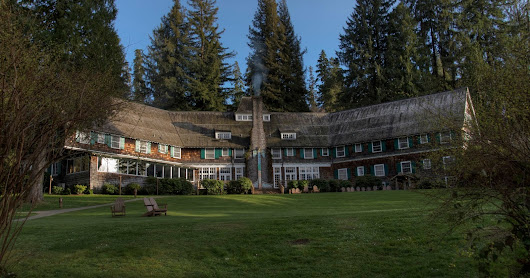 Lake Quinault Lodge Spring 2018