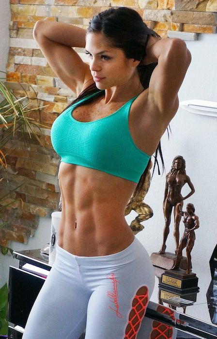 Best abs women