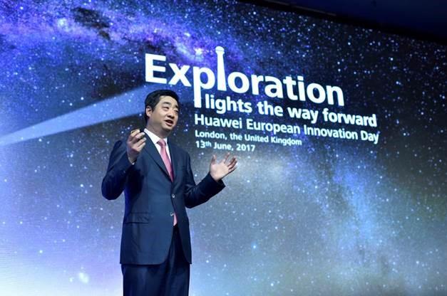 هواوي تعلن عن التزامها بالابتكار الرقمي في أوروبا